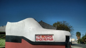 Worlds Largest Shoe Bakersfield California