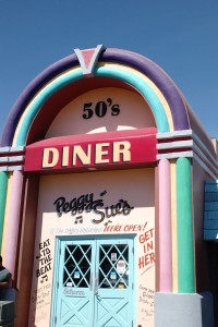Peggy Sues Diner Yermo California